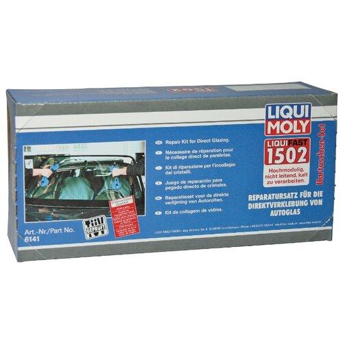 Набор для вклейки стекол LIQUI MOLY Liquifast 1502 Kartuschen-Set
