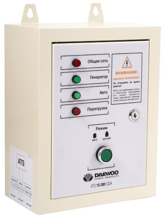 Блок автоматики Daewoo Power Products ATS 15-380 GDA