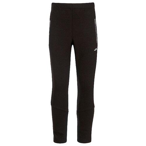Купить Спортивные брюки Oldos размер 134, черный, Брюки