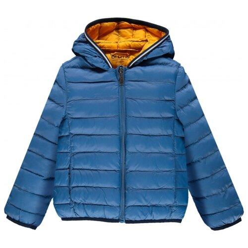 Купить Куртка Brums 191BFAA009 размер 14A (164), 158 синий, Куртки и пуховики
