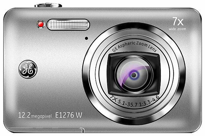 Фотоаппарат General Electric E1276W