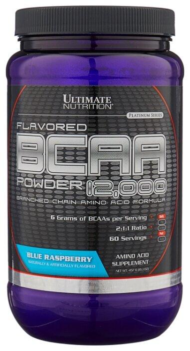 BCAA Ultimate Nutrition BCAA 12000 Flavored (457 г) — купить по выгодной цене на Яндекс.Маркете