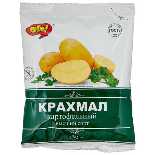 ОГО! Крахмал картофельный 150 г
