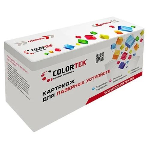 Фото - Картридж Colortek C-CB436A, совместимый картридж colortek c mlt d104s совместимый