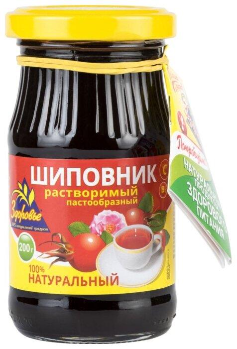 Здоровье Шиповник растворимый пастообразный жидкость
