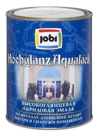Эмаль акриловая (АК) Jobi Hochglanz aqualack
