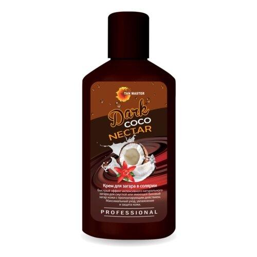 Крем для загара в солярии Tan Master Dark Coco Nectar