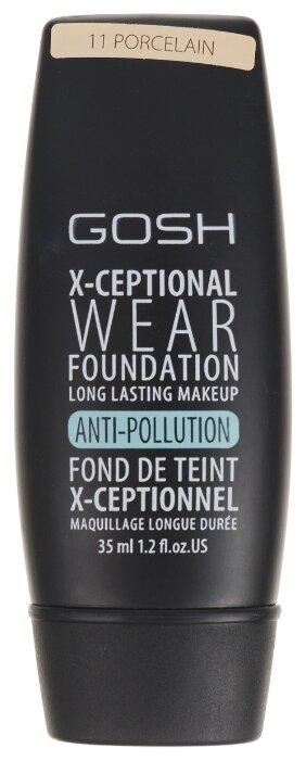 GOSH Тональный крем X-Ceptional Wear 35 мл
