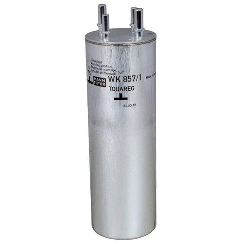 Топливный фильтр MANNFILTER WK857/1