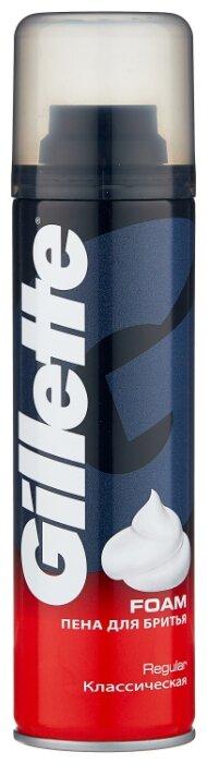 Пена для бритья Regular Классическая Gillette