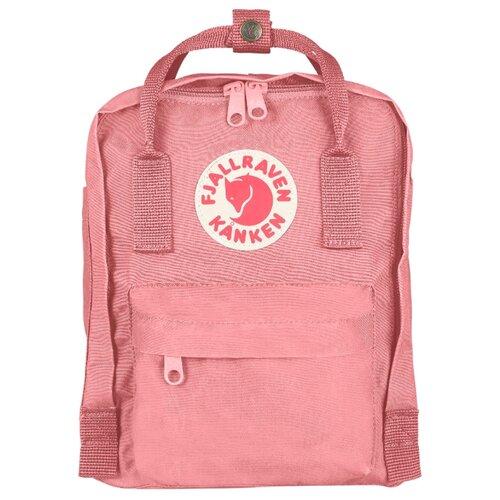 Рюкзак Fjallraven Kånken Mini 7 pink fjallraven шапка