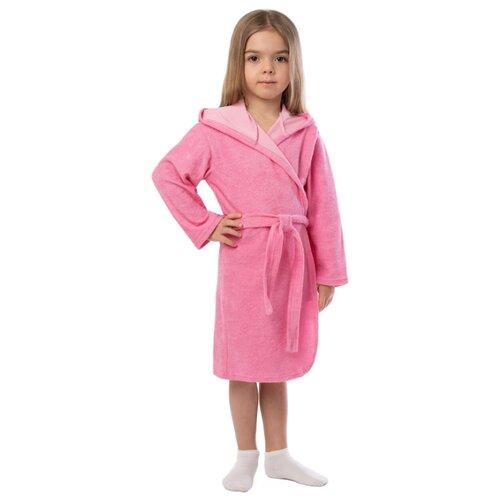 Халат Утенок размер 86, розовый