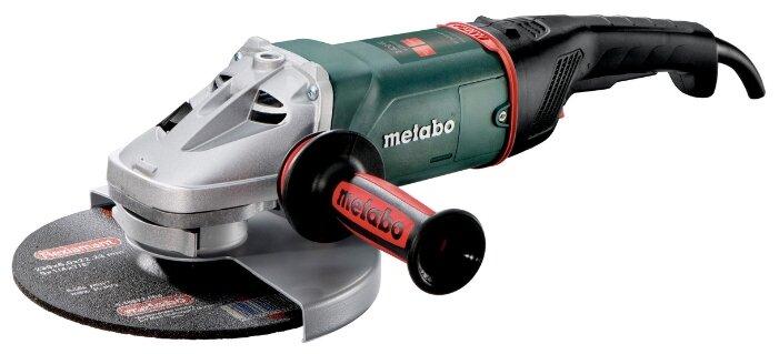 УШМ Metabo W 24-230 MVT, 2400 Вт, 230 мм
