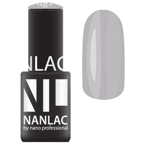 Гель-лак для ногтей Nano Professional Эмаль, 6 мл, NL 2143 седой Эльбрус гель лак для ногтей nano professional эмаль 6 мл оттенок nl 2175 свободная любовь