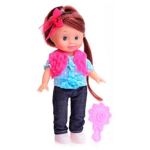 Кукла Oubaoloon Pretty Girl, 25 см, 656-6A