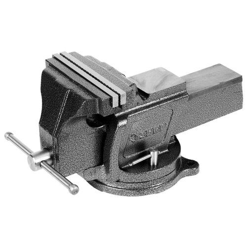 Тиски ЗУБР 32703-125 125 мм шайба оцинкованная зубр din 9021 кузовная 12 мм 5 кг