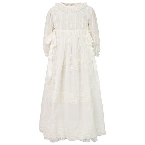 Платье Aletta размер 62, кремовый