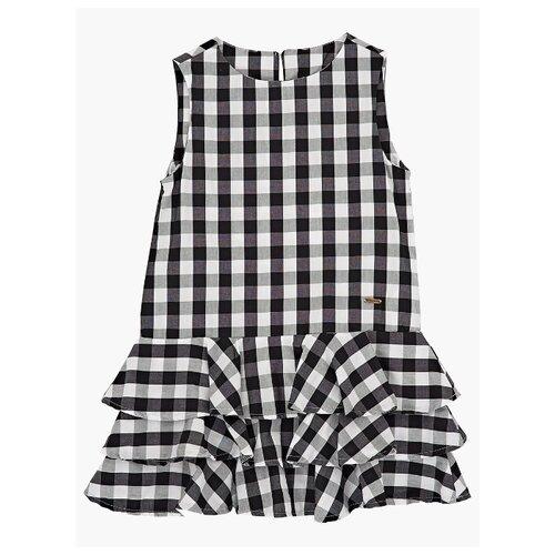 Купить Платье Mini Maxi размер 98, серый, Платья и сарафаны