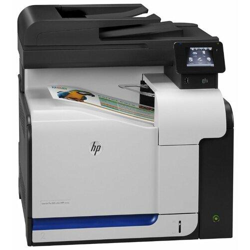 Фото - МФУ HP LaserJet Pro 500 color MFP M570dw черный/белый мфу hp color laserjet pro m479fnw mfp