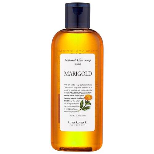 Lebel Cosmetics шампунь Marigold Календула для жирной кожи головы 240 мл lebel natural hair soap treatment marigold шампунь с календулой 240 мл