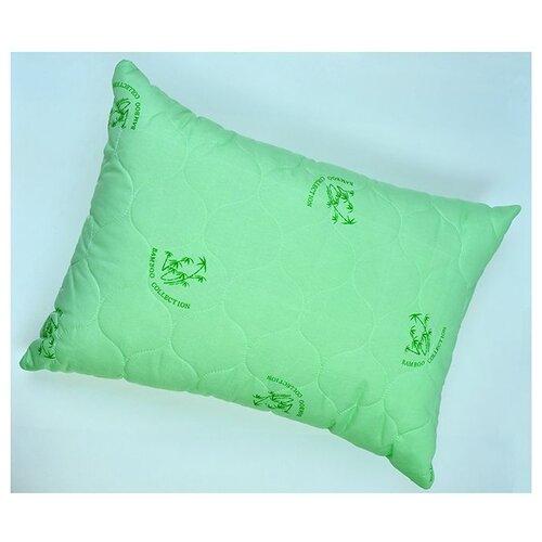 Подушка стеганая с наполнителем из бамбука