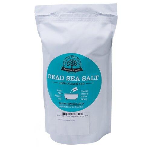 Фото - Salt of the Earth Соль Мертвого моря, 1 кг earth moves – the furnishing of