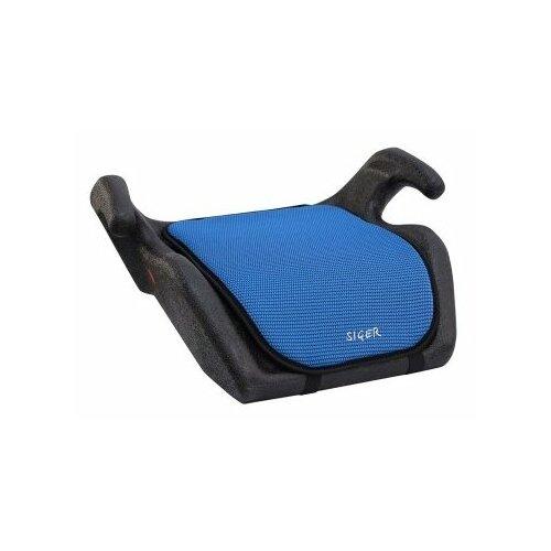 Бустер группа 3 (22-36 кг) Siger Мякиш, синий бустер siger мякиш плюс синий ут0009500