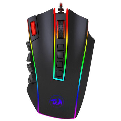 Купить Мышь Redragon Legend Chroma Black USB