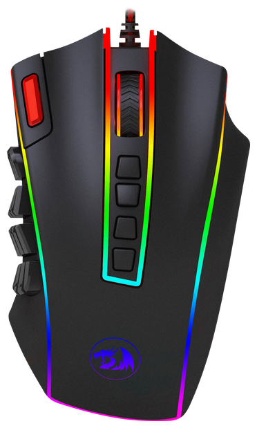 Мышь Redragon Legend Chroma Black USB
