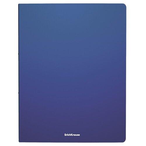 Фото - ErichKrause Папка файловая с 10 карманами Matt classic A4, 4 штуки синий erichkrause папка файловая с 40 карманами на спирали metallic а4 разноцветный