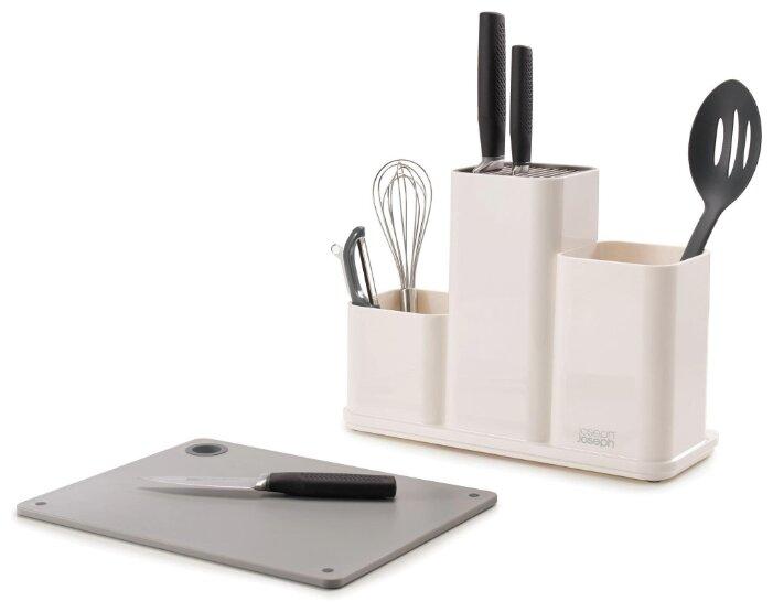 Органайзер для кухонной утвари JOSEPH JOSEPH CounterStore настольный, серебристый