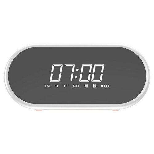 Портативная акустика Baseus Encok E09 white портативная акустика pred technologies smart cube white
