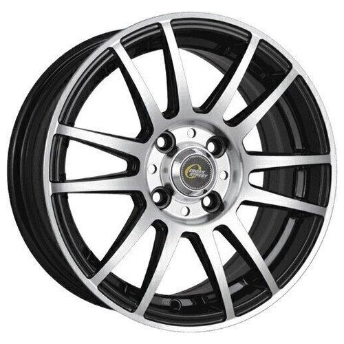 цена на Колесный диск Cross Street Y4917 6x15/4x100 D56.6 ET40 BKF