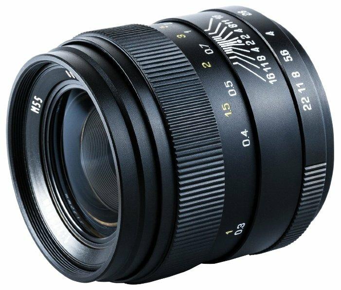Объектив Oshiro 35mm f/2 LD UNC AL Nikon F