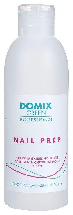 Domix Обезжириватель ногтевой пластины и средство для снятия липкого слоя Nail Prep