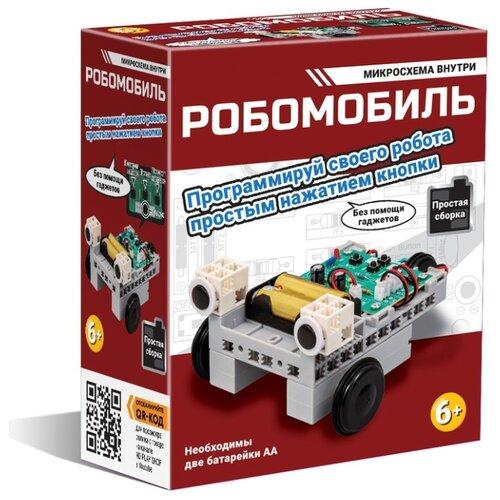 Купить Электромеханический конструктор ND Play На элементах питания 284382 Робомобиль, Конструкторы