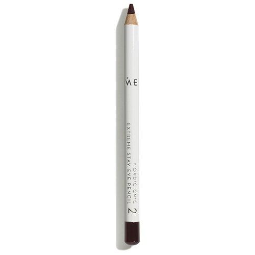 Lumene Карандаш для век Nordic Chic, оттенок 2 Brown lumene lumene nordic chic стойкий карандаш для век 8 розовый