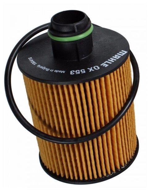 Фильтрующий элемент MAHLE OX 553D