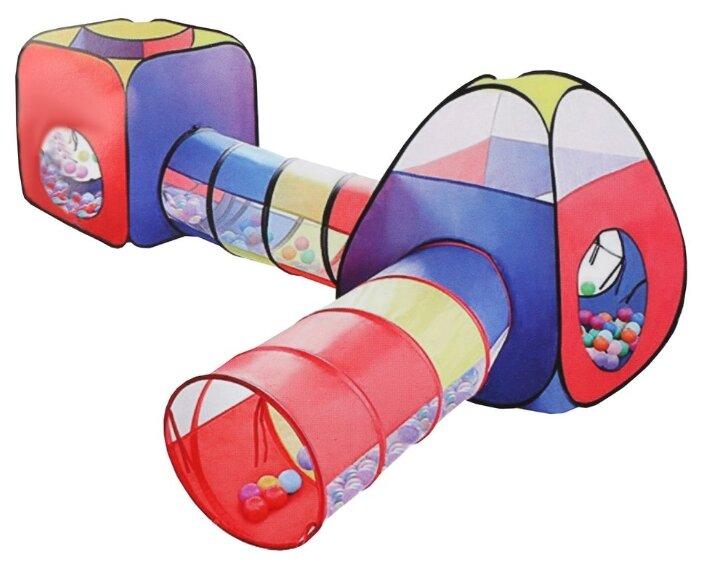 Палатка Наша игрушка Комплекс 985-Q74