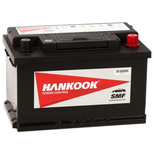 Автомобильный аккумулятор Hankook MF57113 72 Ач