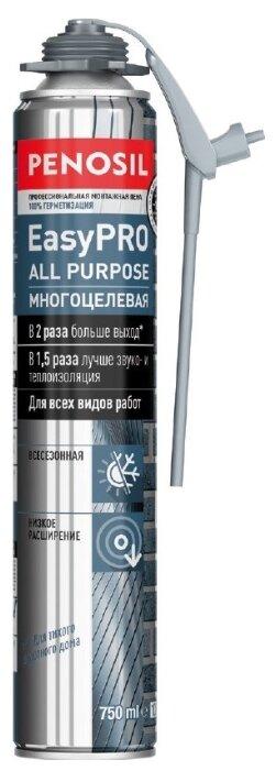 Монтажная пена Penosil EasyPRO All Purpose 750 мл всесезонная