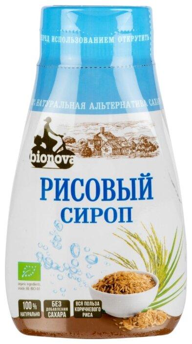 BIONOVA Сироп рисовый жидкость