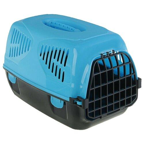 Клиппер-переноска для собак MPS Sirio Little 50х33.5х31 см голубой