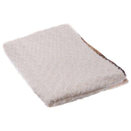 Плед Pastel двусторонний 150 х 200 см (130122), молочный