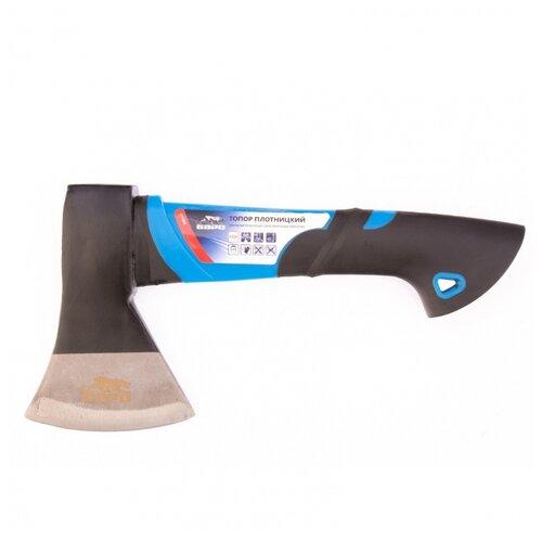 Фото - Плотницкий топор БАРС 21408 синий/черный плотницкий топор vira 900104 красный черный