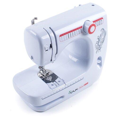 Швейная машина VLK Napoli 2500, белый швейная машина endever vlk napoli 1400