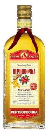 Ликер Перцовочка С медом, настойка горькая, 0.5 л