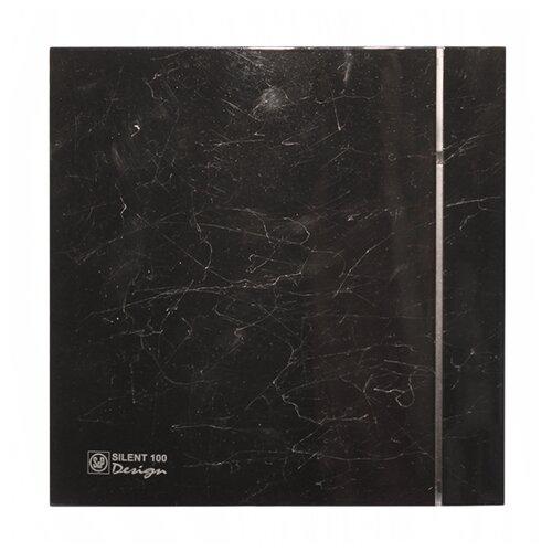 Вытяжной вентилятор Soler & Palau SILENT-100 CZ MARBLE DESIGN 4C, marble black 8 Вт цена 2017