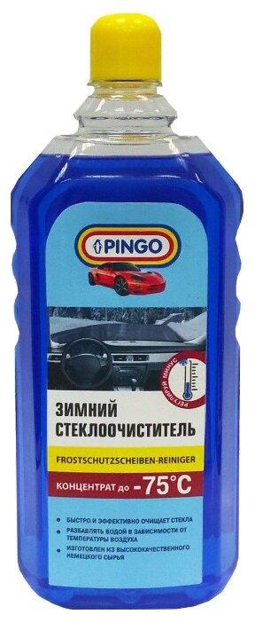 Жидкость для стеклоомывателя PINGO 75075-1, -75°C, 1 л