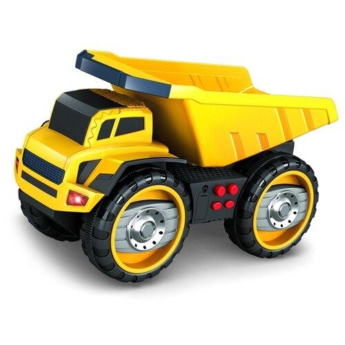 Купить Грузовик Handers HAC1607-106 33 см желтый, Машинки и техника